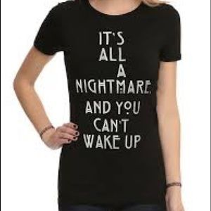 "🎉SALE""It's All A Nightmare And You Can't Wake Up"""